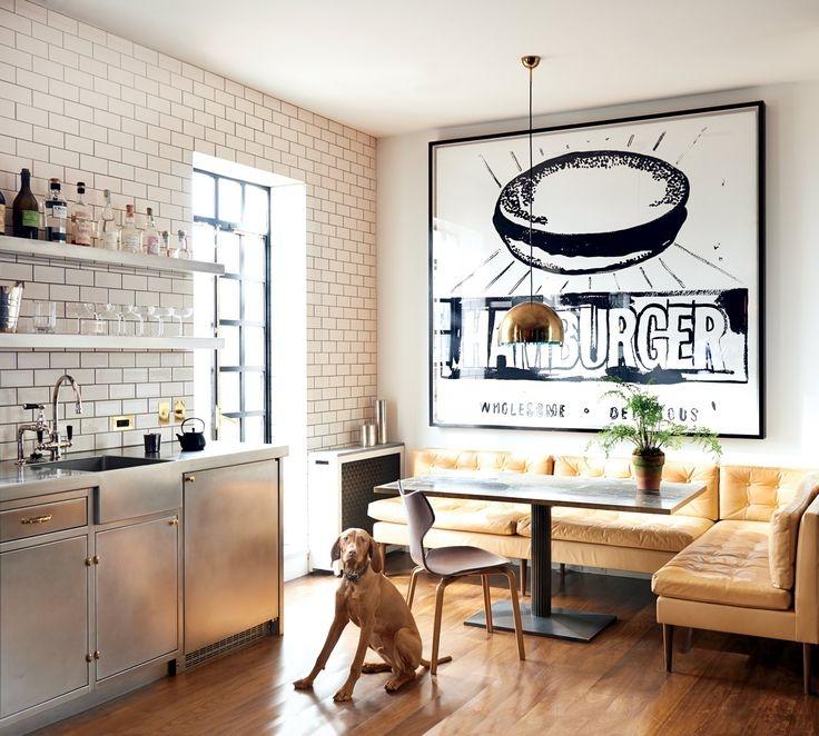 Best 20 Kitchen Sofa Ideas On Pinterest Diner Kitchen Open Inside Sofas For Kitchen Diner (#2 of 15)