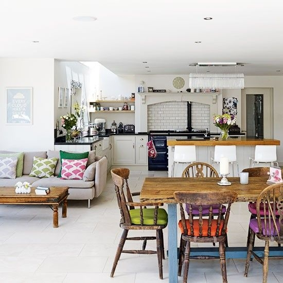 15 Best Ideas of Sofas for Kitchen Diner