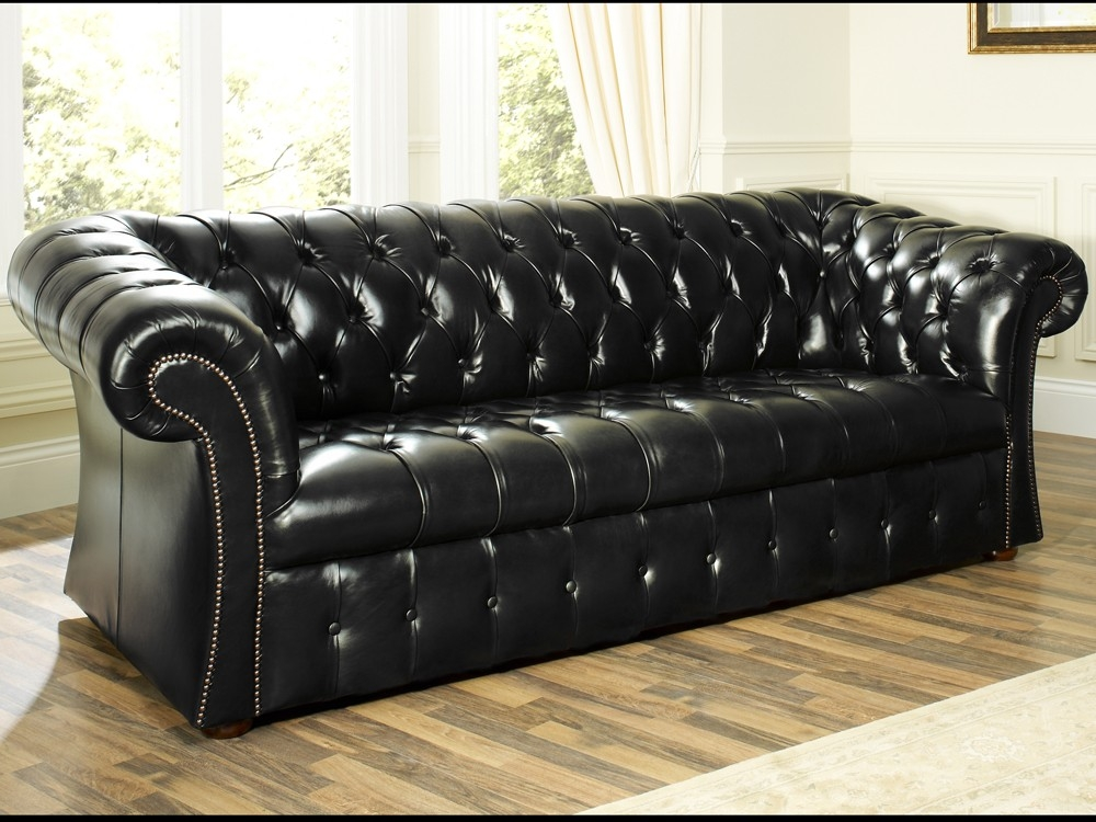 Best 20 Leather Sofa Bed Ideas On Pinterest Brown Leather Sofa With Leather Sofas (#3 of 15)