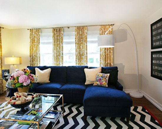 Best 20 Navy Blue Couches Ideas On Pinterest Blue Living Room Regarding Dark Blue Sofas (#4 of 15)