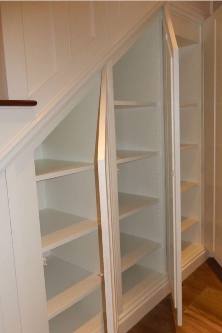 Best 20 Shelves Under Stairs Ideas On Pinterest Inside Bookcase With Cupboard Under (#3 of 15)