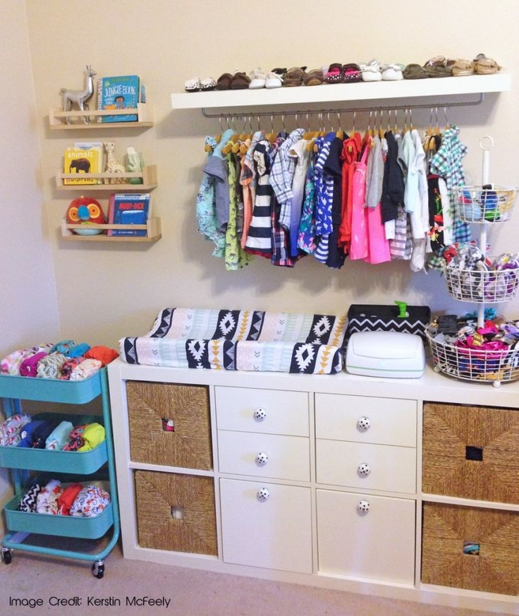 Best 25 Ba Clothes Storage Ideas Only On Pinterest Ba In Wardrobe Hangers Storages (#4 of 15)