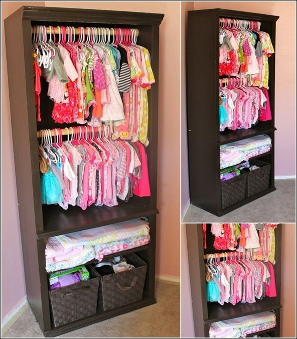 Best 25 Ba Clothes Storage Ideas Only On Pinterest Ba With Regard To Wardrobe For Baby Clothes (#2 of 15)