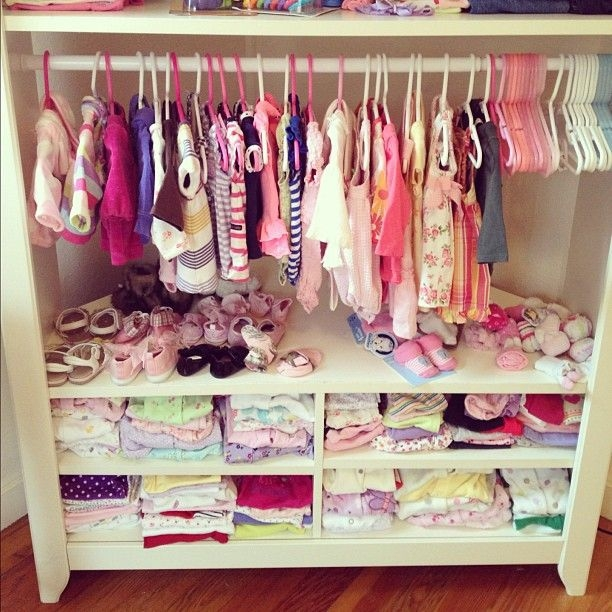 Best 25 Ba Clothes Storage Ideas Only On Pinterest Ba With Regard To Wardrobe For Baby Clothes (View 1 of 15)