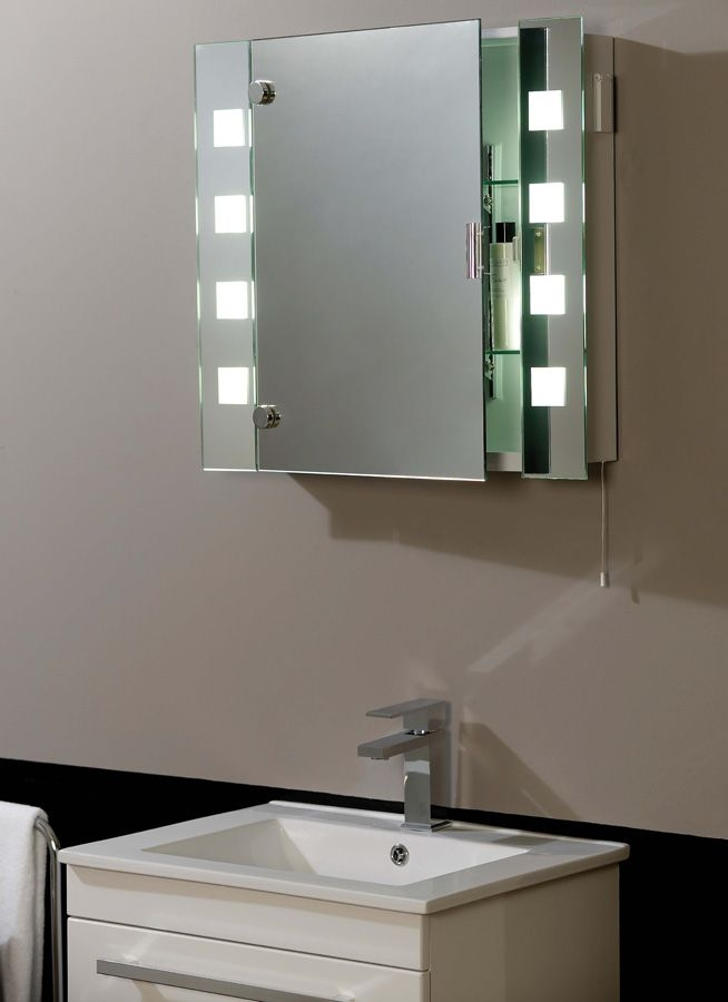 Best 25 Bathroom Mirror Cabinet Ideas On Pinterest Mirror Throughout Bathroom Mirror Cupboards (#11 of 15)