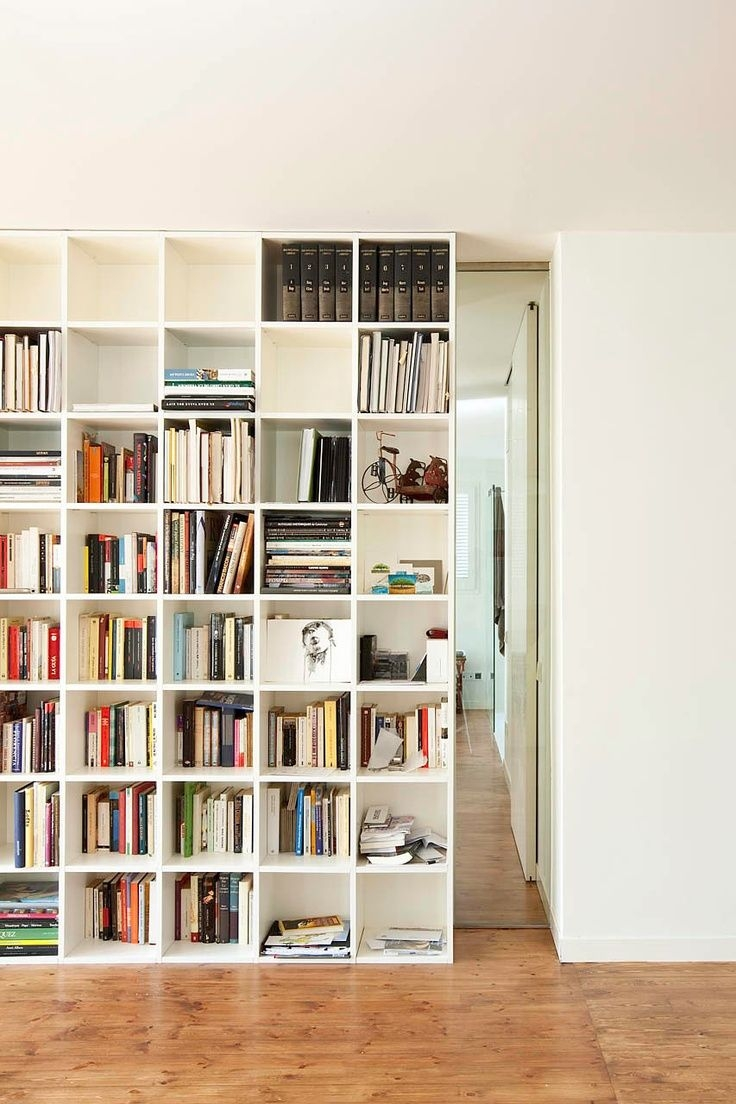 Best 25 Bookcase Wall Ideas On Pinterest In Book Shelving Systems (View 5 of 15)