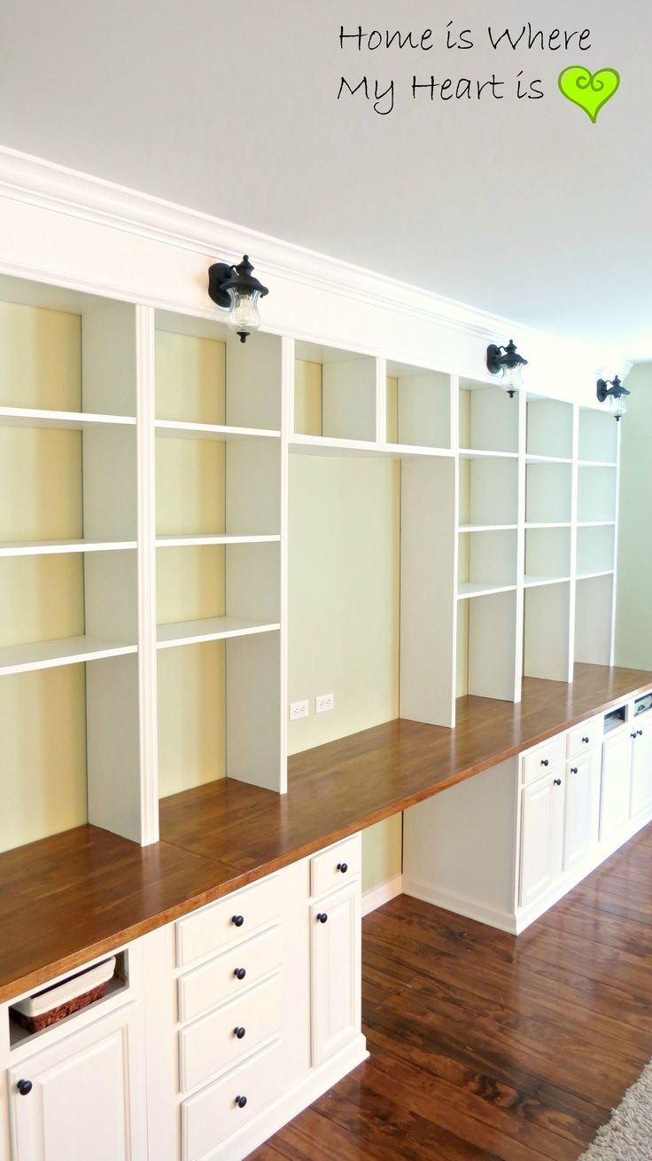 Best 25 Bookcase Wall Ideas On Pinterest In Wall To Wall Bookcase (#1 of 15)
