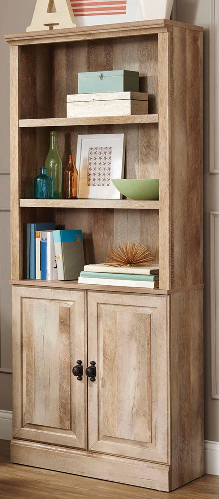 Best 25 Bookcase With Glass Doors Ideas On Pinterest Throughout Bookcase Cupboard (#1 of 15)