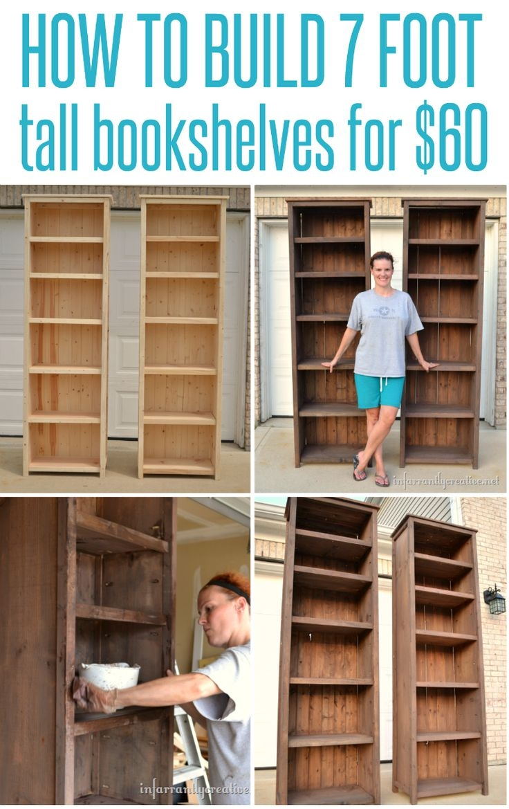 Best 25 Bookshelf Plans Ideas On Pinterest With Large Bookcase Plans (View 3 of 15)