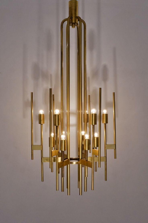 Best 25 Brass Chandelier Ideas On Pinterest Pertaining To Brass Chandeliers (#1 of 12)