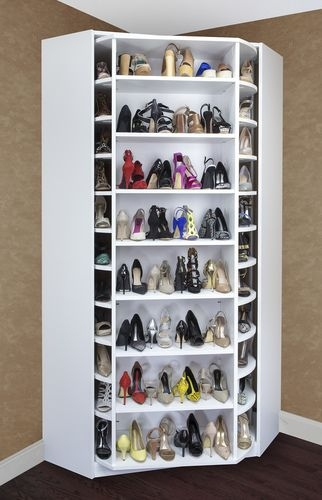 Best 25 Closet Shoe Storage Ideas On Pinterest Shoe Racks For In Wardrobe Shoe Storages (View 4 of 15)