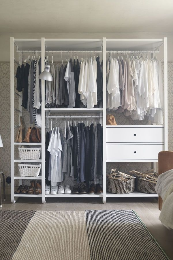 Best 25 Clothes Storage Ideas Only On Pinterest Clothing Inside Wardrobe Hangers Storages (#5 of 15)