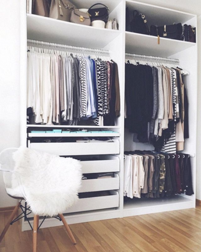 Best 25 Clothes Storage Ideas Only On Pinterest Clothing Within Wardrobe Hangers Storages (#8 of 15)