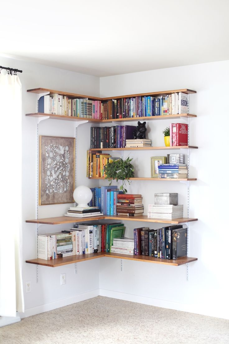 Best 25 Corner Bookshelves Ideas On Pinterest With Regard To Corner Library Bookcase (View 7 of 15)
