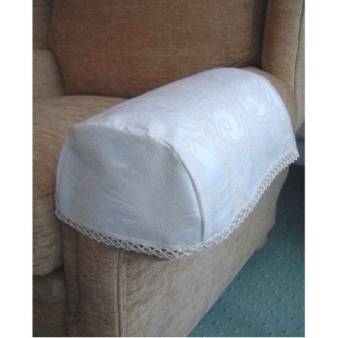 Best 25 Couch Arm Covers Ideas On Pinterest Granny Love Within Arm Covers For Sofas (#4 of 15)