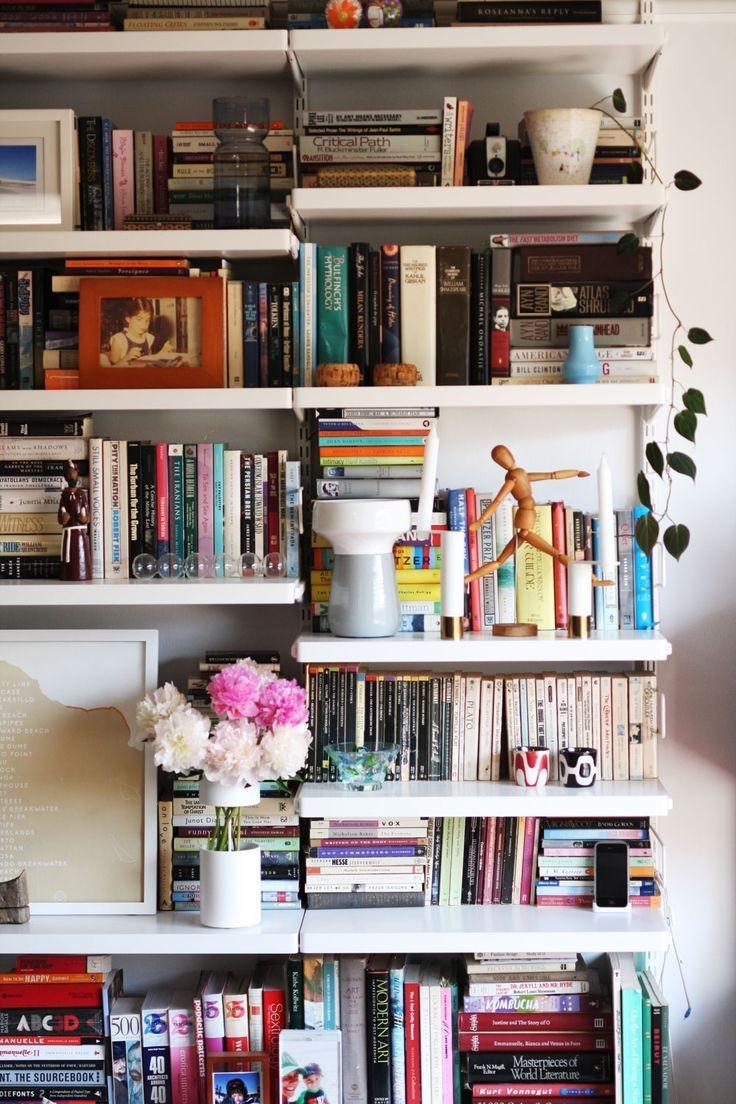Best 25 Creative Bookshelves Ideas On Pinterest Intended For Bookshelves (#6 of 15)