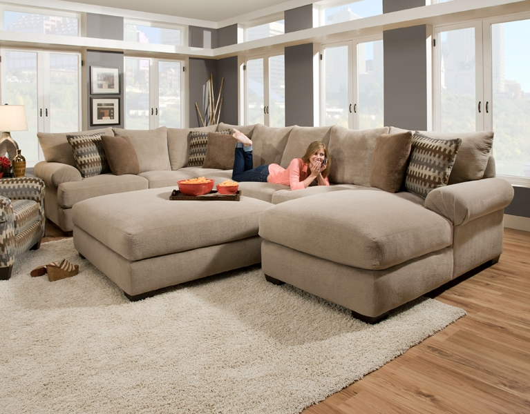 Best 25 Deep Couch Ideas Only On Pinterest Comfy Couches Comfy With Deep Cushioned Sofas (View 2 of 15)