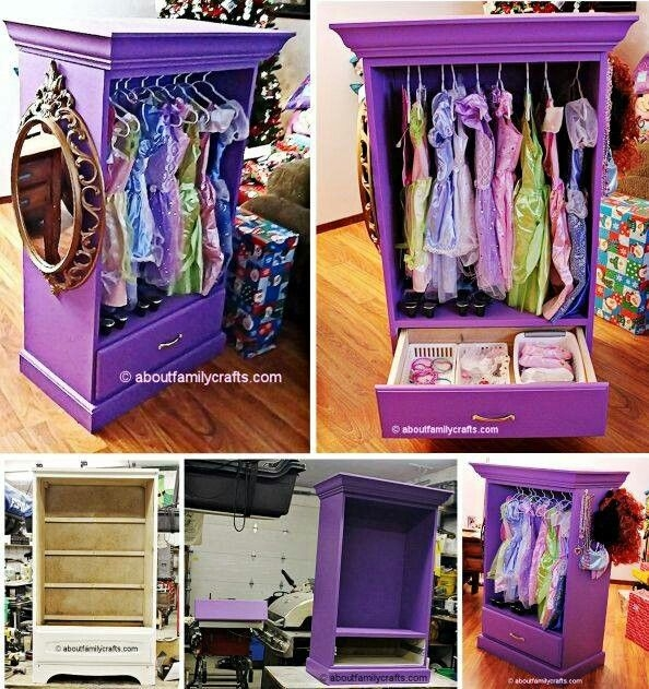 Best 25 Dress Up Closet Ideas On Pinterest Dress Up Storage Throughout Kids Dress Up Wardrobe Closet (View 14 of 15)