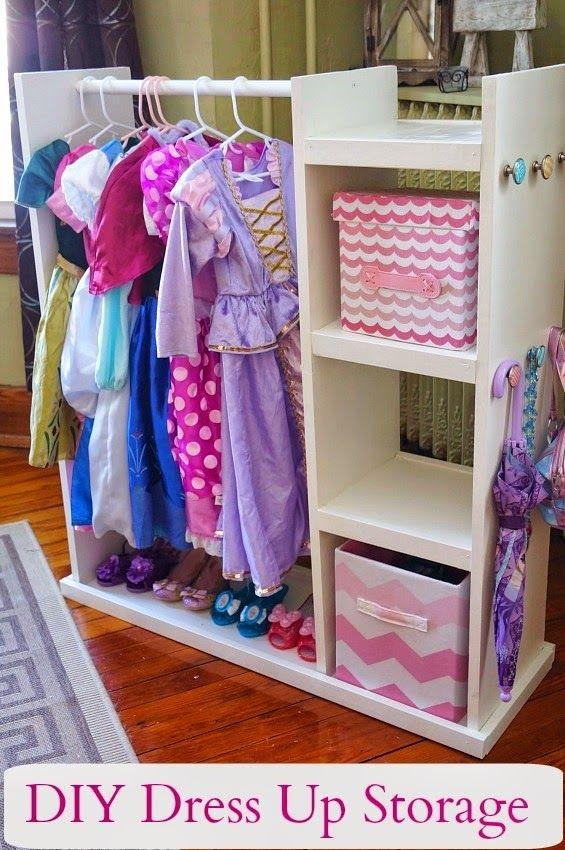 Best 25 Dress Up For Girls Ideas On Pinterest Dress Up Aprons Inside Kids Dress Up Wardrobe Closet (View 9 of 15)
