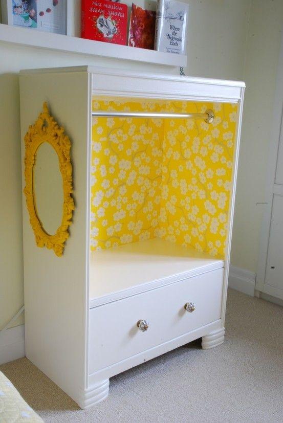 Best 25 Dress Up Stations Ideas On Pinterest Dress Up Closet In Kids Dress Up Wardrobe Closet (View 5 of 15)