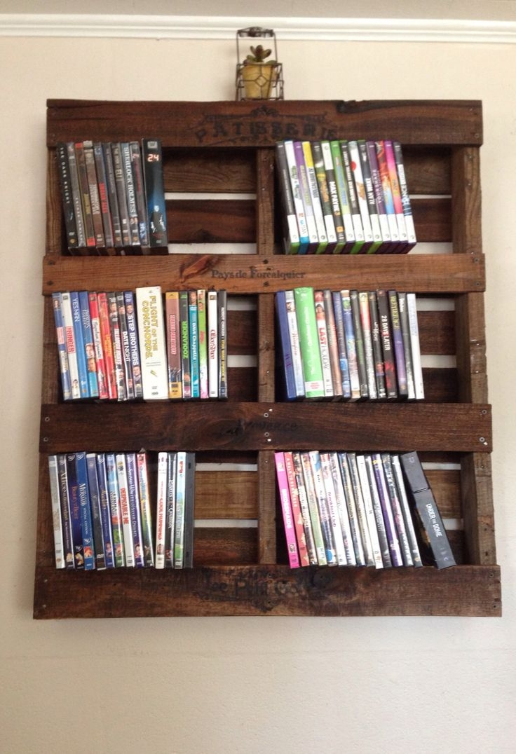 Best 25 Dvd Storage Shelves Ideas On Pinterest Pertaining To Invisible Dvd Shelf (#1 of 12)