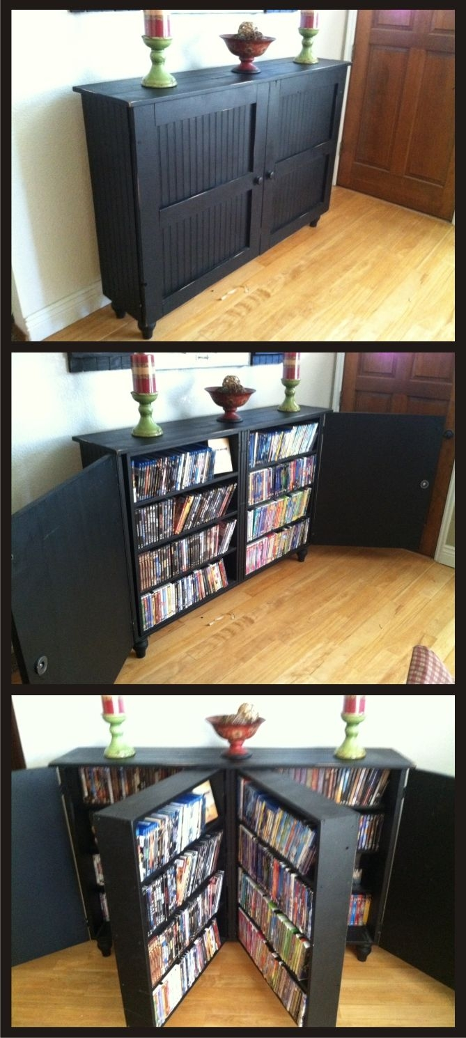 Best 25 Dvd Storage Shelves Ideas On Pinterest Throughout Invisible Dvd Shelf (#2 of 12)