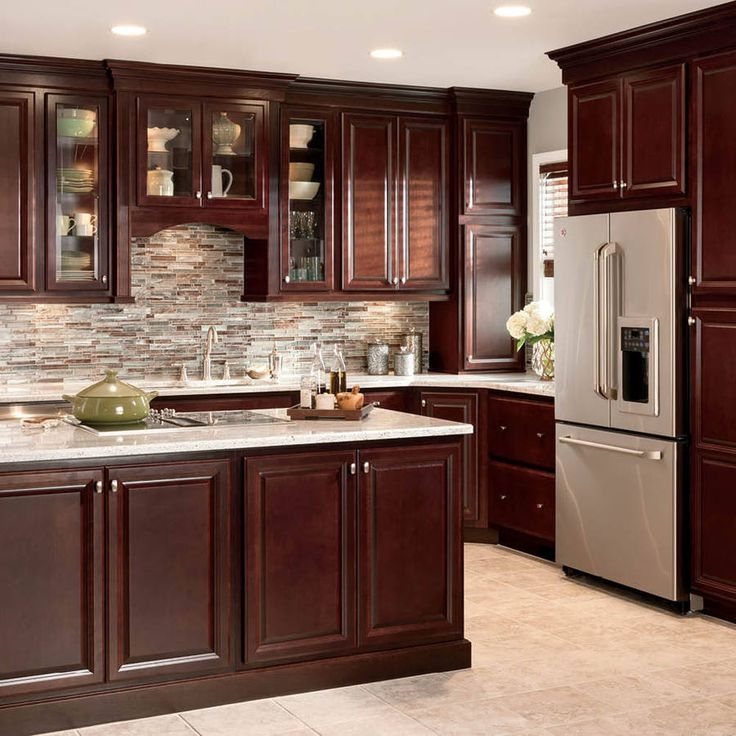 Best 25 Espresso Cabinets Ideas On Pinterest Espresso Cabinet For Kitchen Cupboards (#7 of 15)
