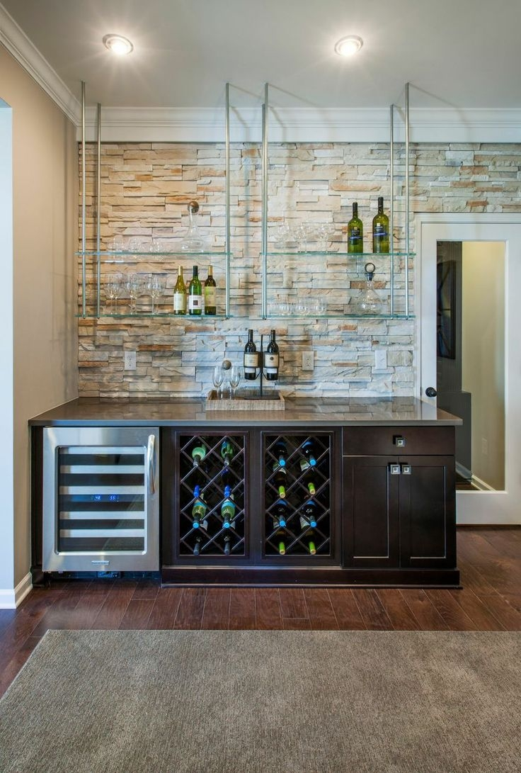 Best 25 Floating Glass Shelves Ideas On Pinterest Pertaining To Floating Glass Shelves For Bar (#3 of 15)