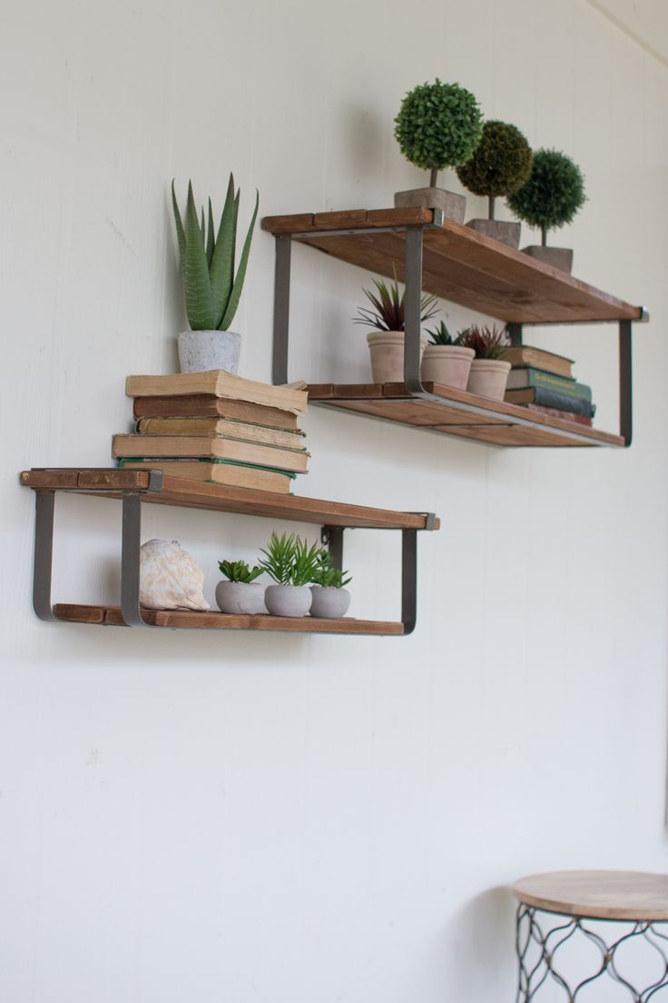 Best 25 Floating Shelves Ideas On Pinterest Regarding Floating Shelf (View 15 of 15)