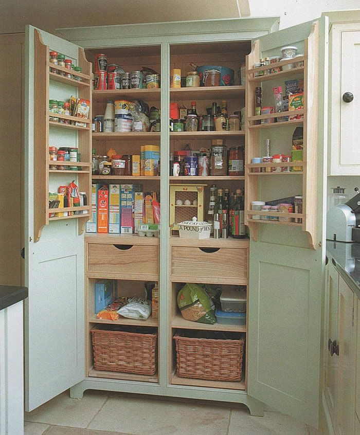 Best 25 Free Standing Pantry Ideas Only On Pinterest Standing For Free Standing Kitchen Larder Cupboards (#3 of 15)