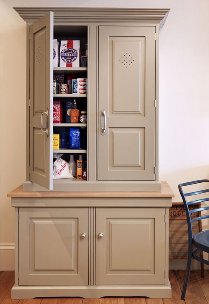 15 Best Collection of Free Standing Kitchen Larder Cupboards