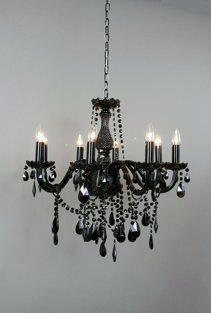 Best 25 Gothic Chandelier Ideas On Pinterest For Black Gothic Chandelier (View 3 of 12)
