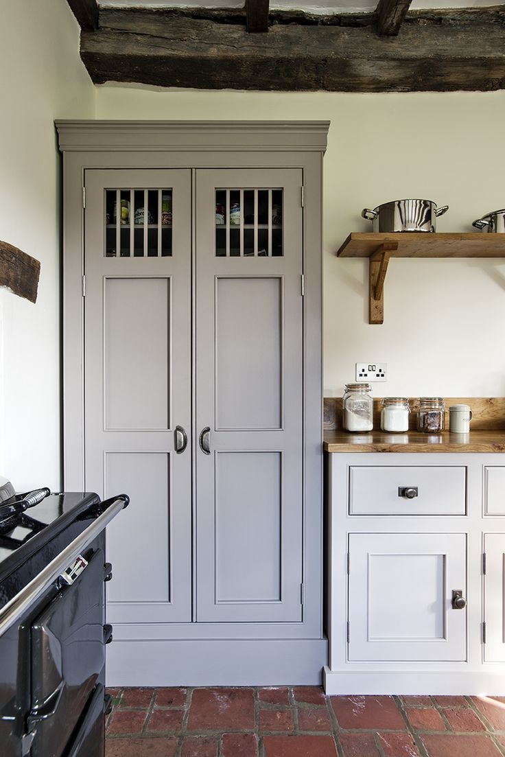 12 best ideas of handmade cupboards for Handmade kitchens
