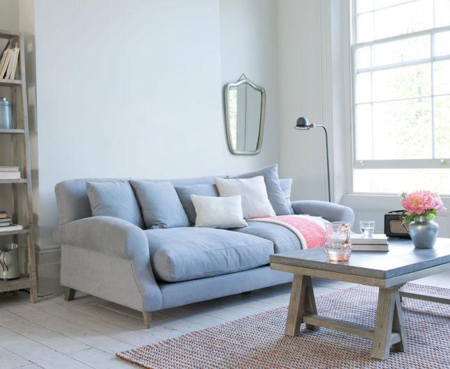 Best 25 Large Sofa Cushions Ideas On Pinterest Large Grey Regarding Deep Cushioned Sofas (#8 of 15)