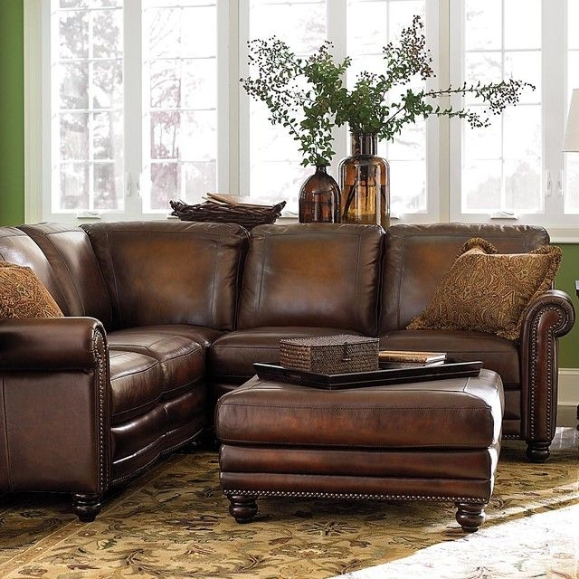Best 25 Leather Sectional Sofas Ideas On Pinterest Leather Regarding Leather Sofa Sectionals For Sale (#2 of 15)