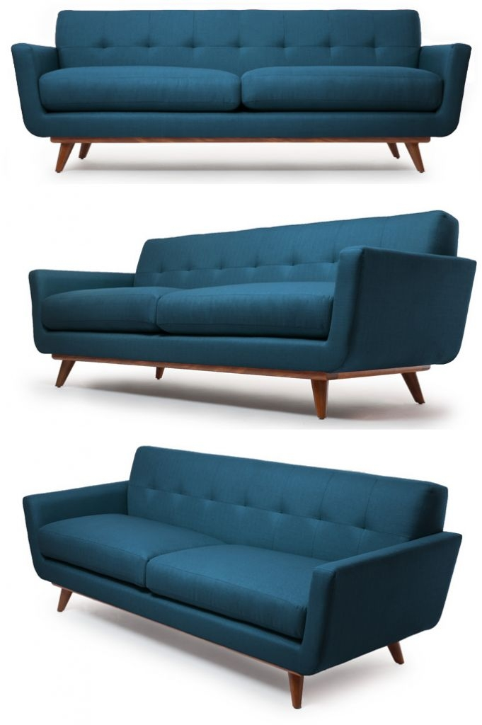 Best 25 Mid Century Sofa Ideas On Pinterest Mid Century Modern In Mid Range Sofas (#10 of 15)