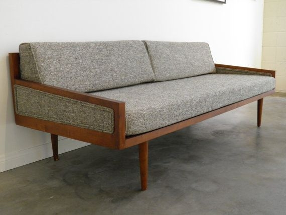 Best 25 Mid Century Sofa Ideas On Pinterest Mid Century Modern Regarding Etsy Sofas (#5 of 15)