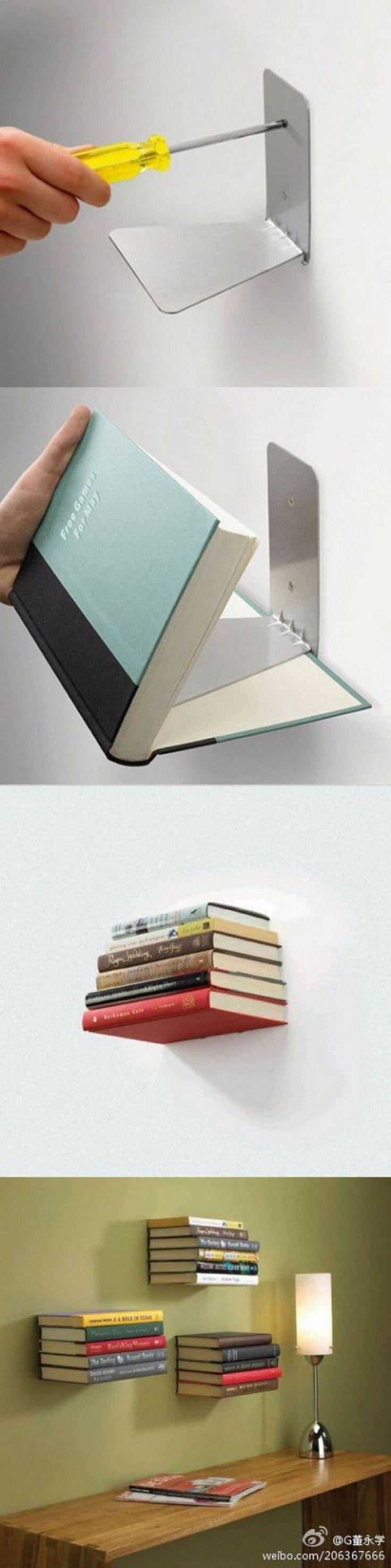 Best 25 Minimalist Bookshelves Ideas On Pinterest Inside Bookshelves (#7 of 15)