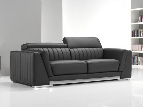 Popular Photo of Modern Reclining Leather Sofas