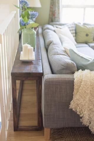 Best 25 Narrow Sofa Table Ideas That You Will Like On Pinterest Regarding Narrow Sofa Tables (#3 of 15)