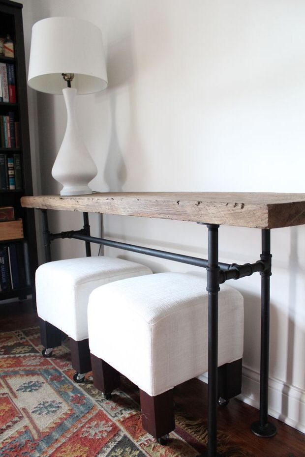 Best 25 Narrow Sofa Table Ideas That You Will Like On Pinterest With Narrow Sofa Tables (#5 of 15)