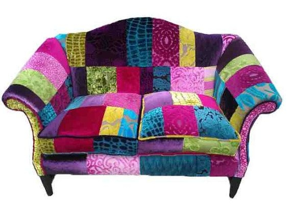 Best 25 Patchwork Sofa Ideas On Pinterest Funky Chairs In Funky Sofas For Sale (#7 of 15)