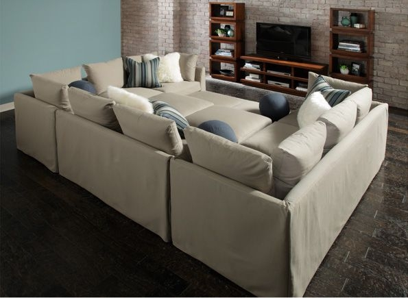 Popular Photo of Pit Sofas