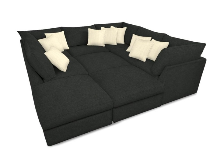Best 25 Pit Couch Ideas On Pinterest Pit Sectional Inside Pit Sofas (#5 of 15)