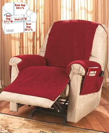 Best 25 Recliner Cover Ideas On Pinterest How To Reupholster Intended For Sofa Armchair Covers (#9 of 15)