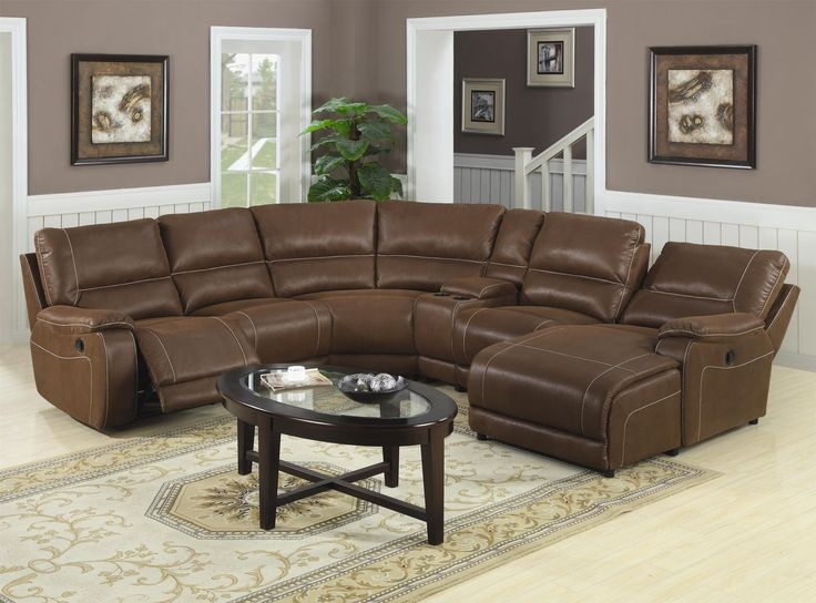 Best 25 Reclining Sectional Sofas Ideas On Pinterest Reclining With Regard To Recliner Sectional Sofas (View 5 of 15)