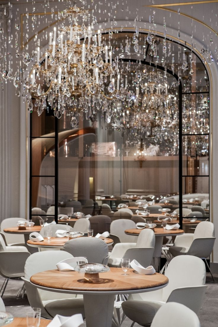 Best of restaurant chandeliers