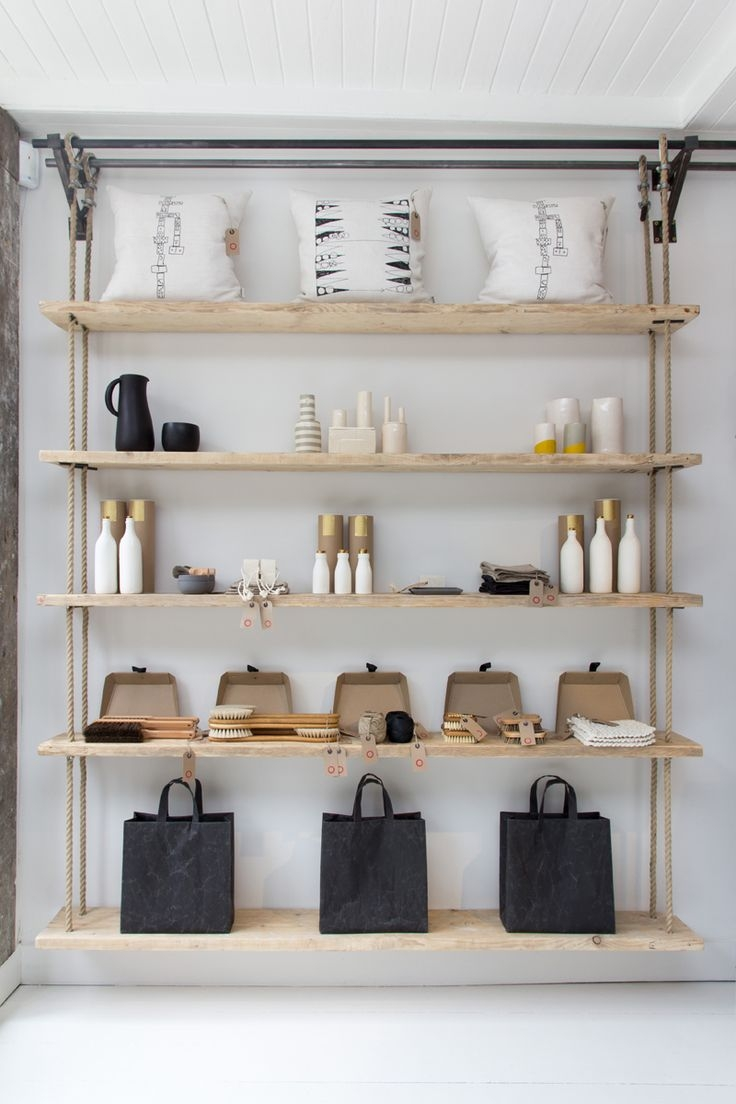 Best 25 Retail Display Shelves Ideas On Pinterest With Regard To Suspended Glass Display Shelves (#3 of 12)