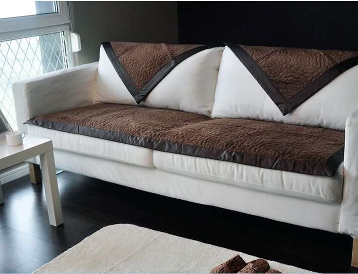 Best 25 Sectional Couch Cover Ideas On Pinterest Diy Living In Sofa Settee Covers (#6 of 15)
