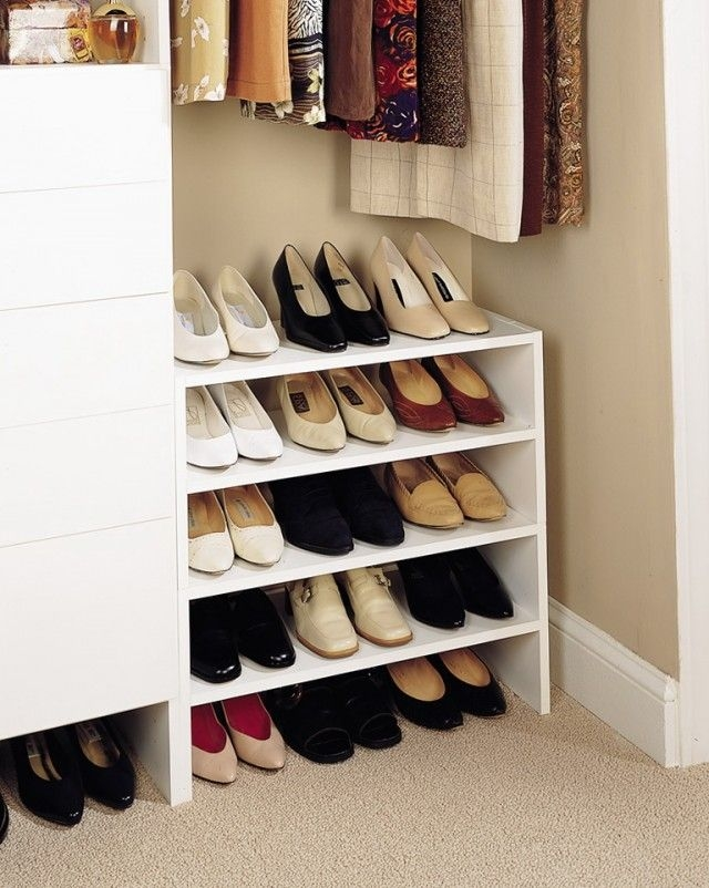 Best 25 Shoe Organizer Ideas On Pinterest Shoes Organizer Shoe With Wardrobe Shoe Storages (View 8 of 15)